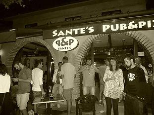 Sante's Pub & Pizza