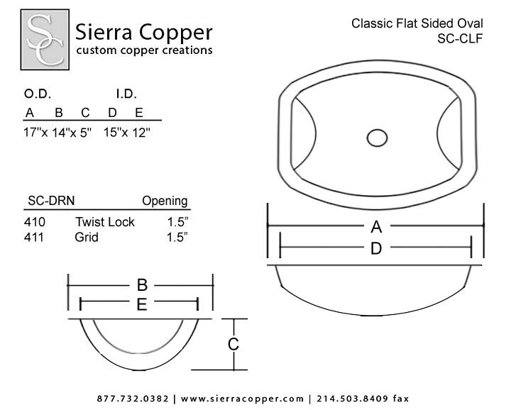SC-CLF-SPECS