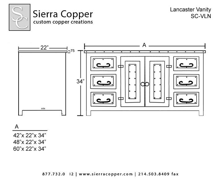 SC-VLG-SPECS