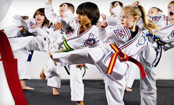 sewlf defense, children's martial arts, children's karate