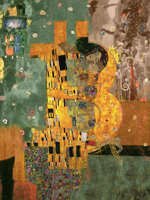 Obsessed—Salute to Klimt
