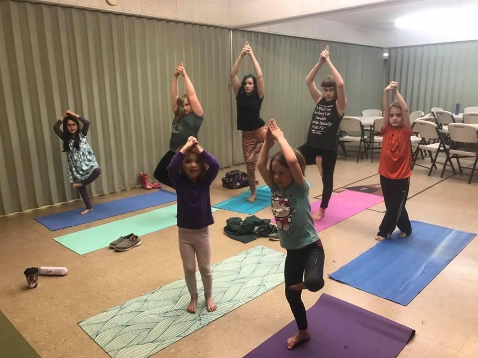 Yoga, Mindfulness & Meditation