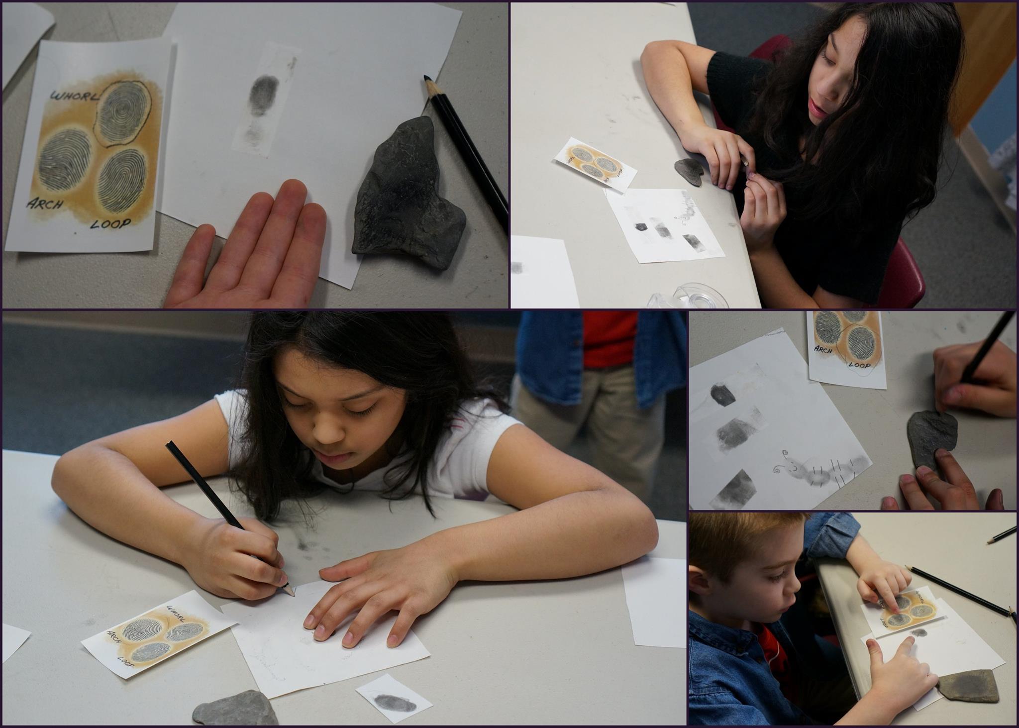Fingerprint work