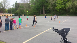 Kid-Taught Gym Class