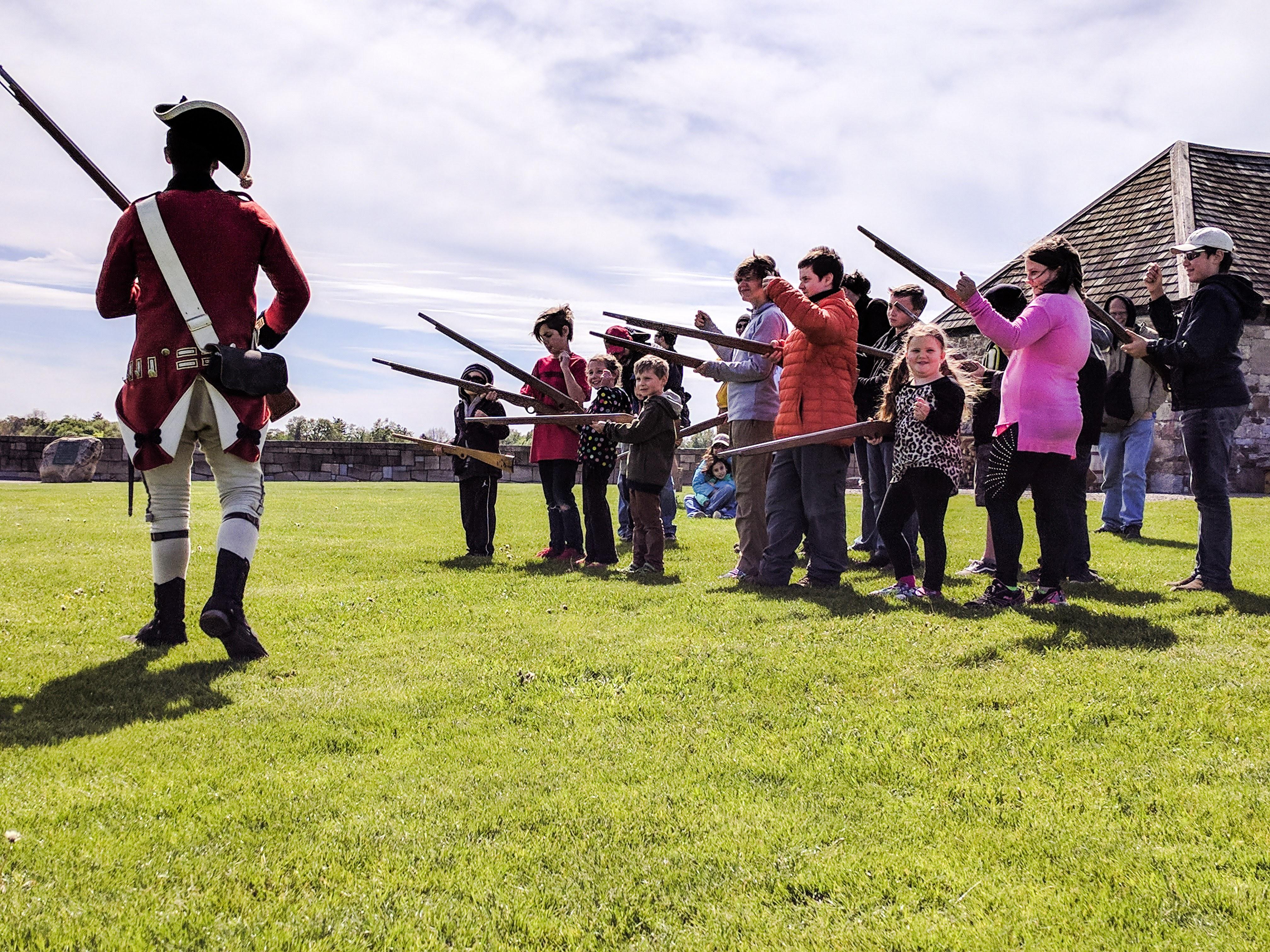 Fort Niagara field trip