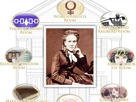 Adventures in Women's History: The Gage Home Field Trip