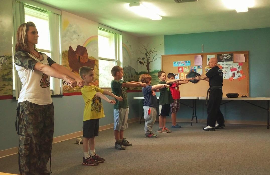 Self Defense with Sensei Munger