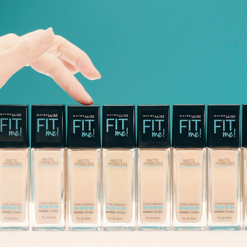 """Maybelline """"Fit Me"""""""