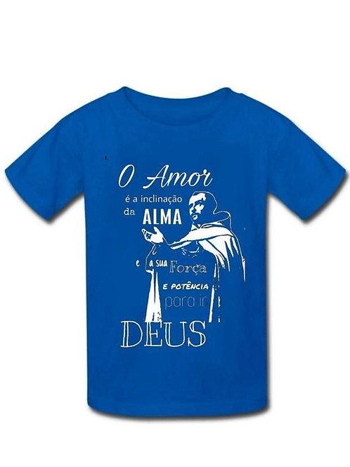 Camiseta São João da Cruz