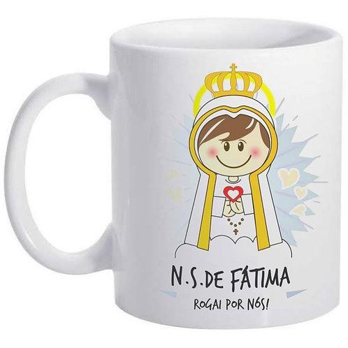 Caneca N. Sra. De Fátima