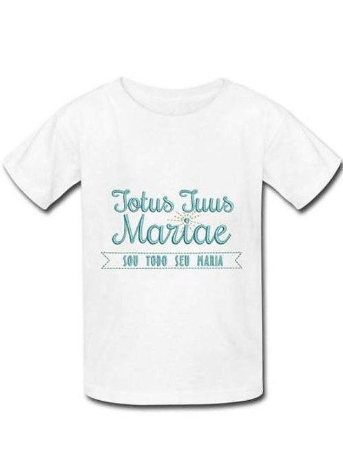 Camiseta Toda tua