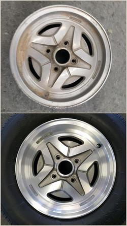 datsun wheels