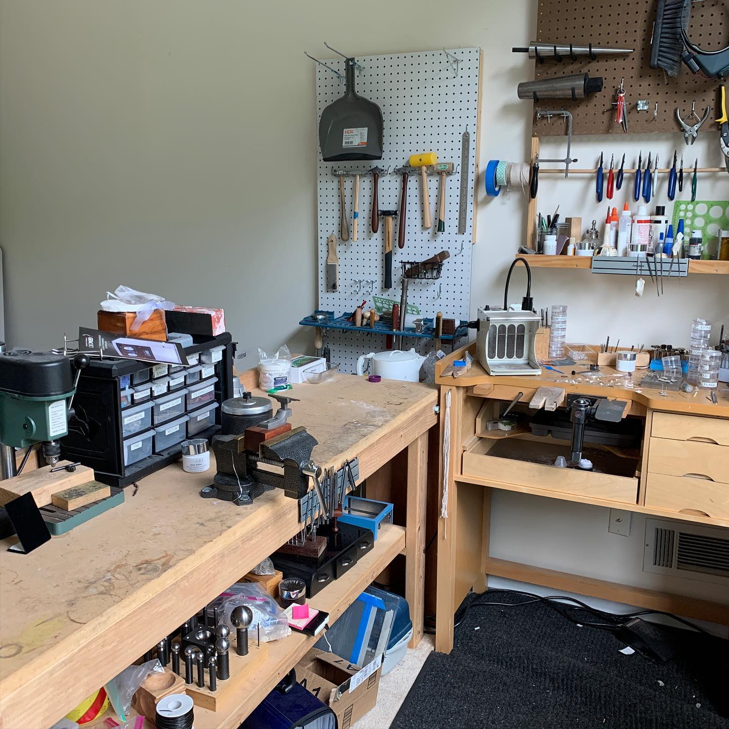Metalsmithing Bench(s)