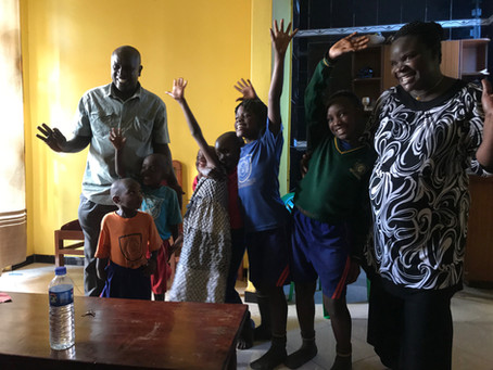 Uganda Mission Trip February 2017
