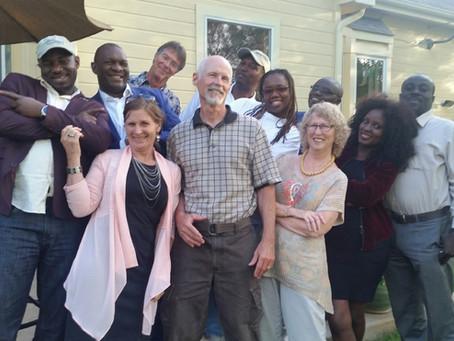 Ugandan Government Officials visit Colorado
