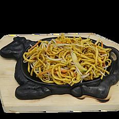 25 Spaghetti alla piastra