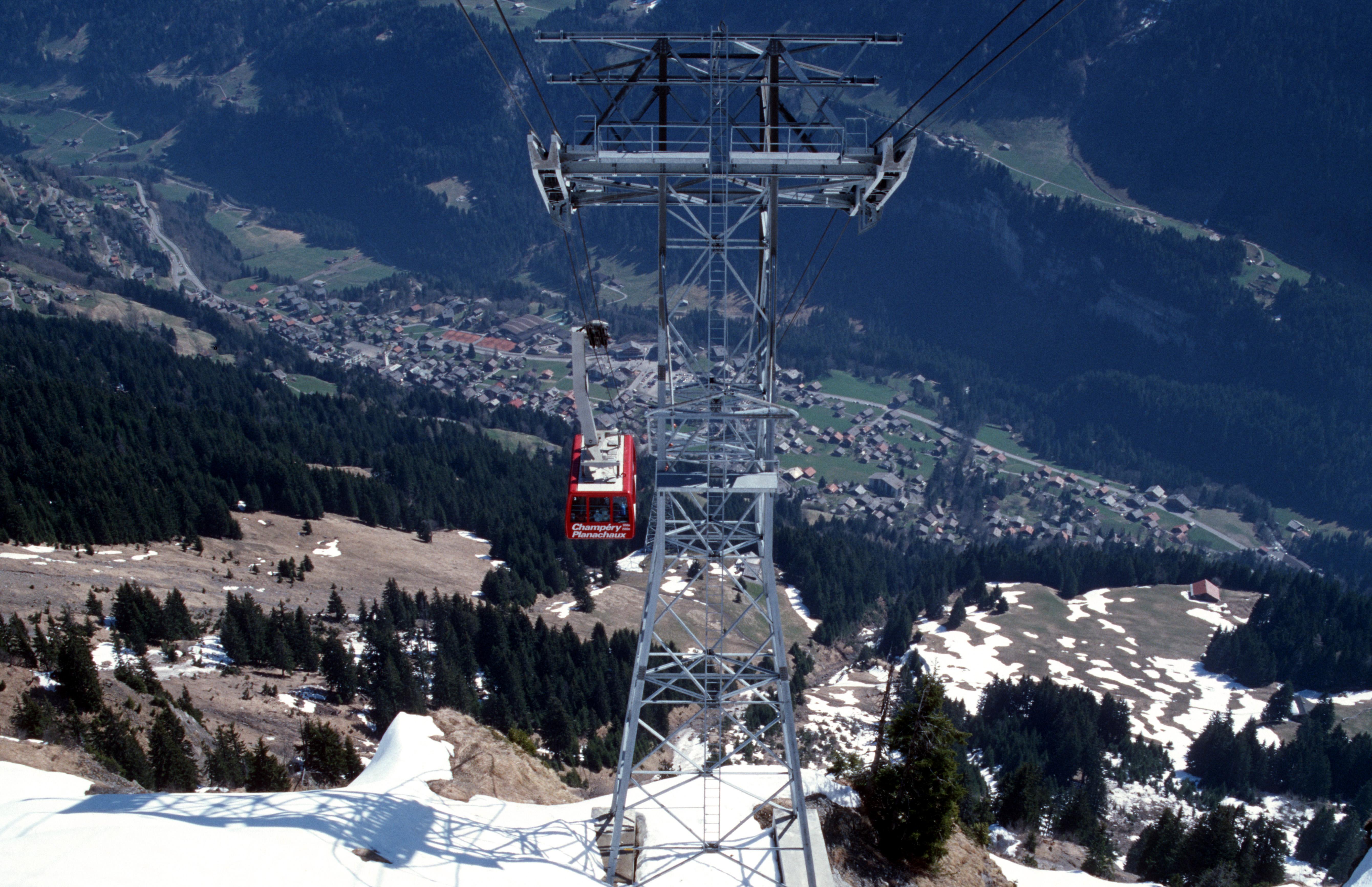Ski-Freizeit 1997
