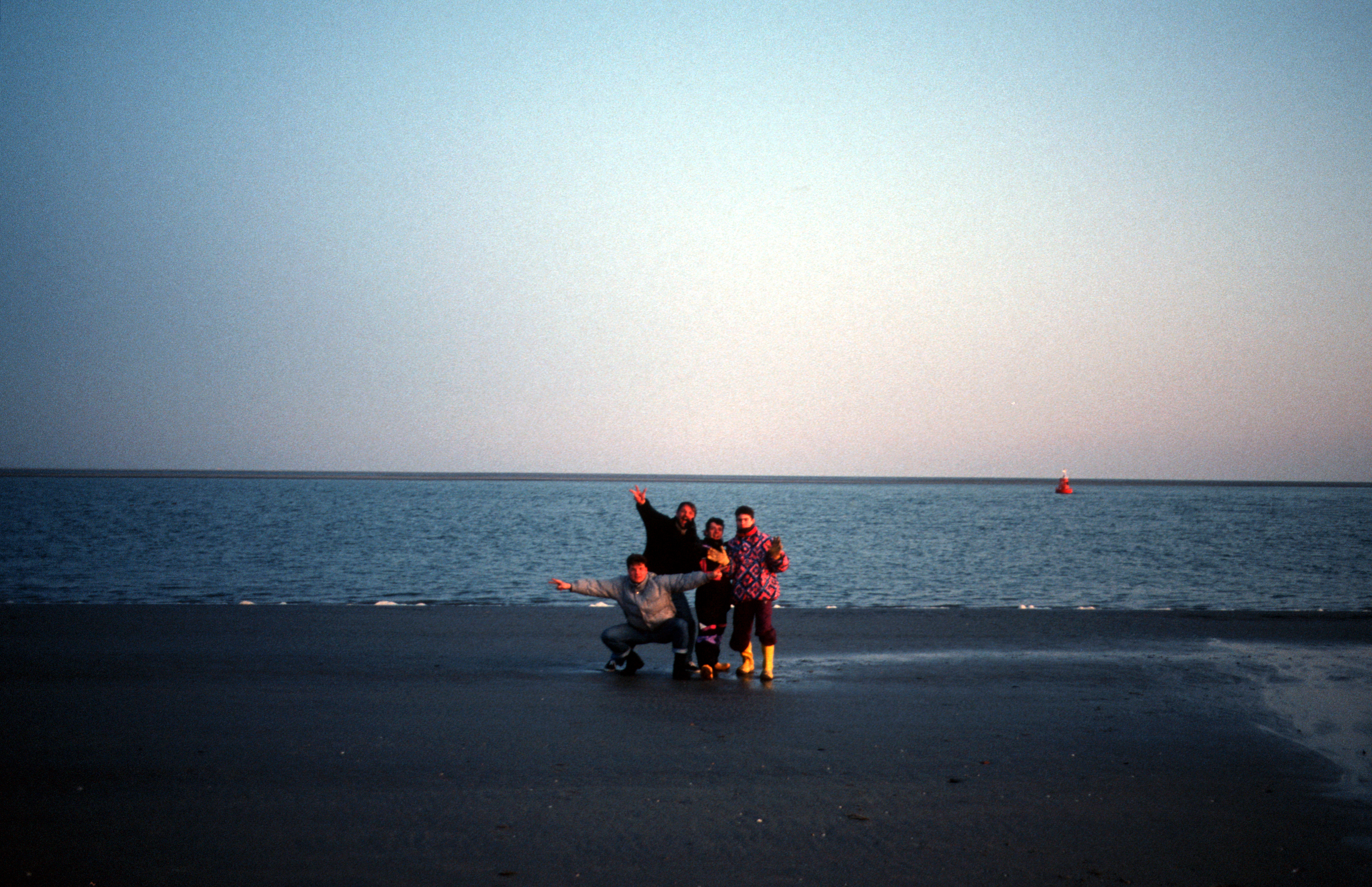 Segelfreizeit 1993