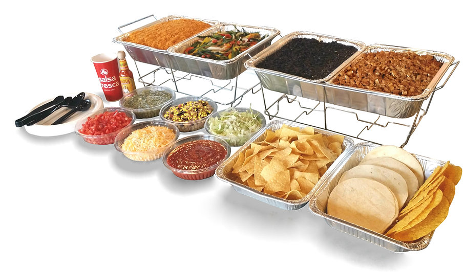 Salsa Fresca Mexican Grill Catering