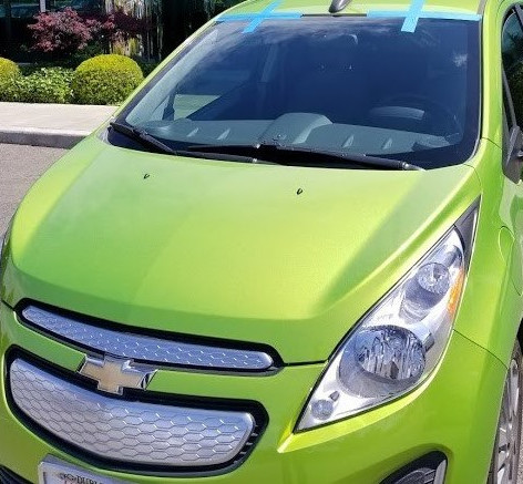 Chevy Compact Windshield