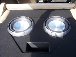 """Power T2 12"""" Custom Speaker Install"""