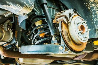 Premium Auto Body & Mechanic Suspension Repairs