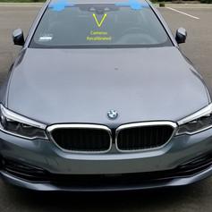 BMW Windshield Installation & Calibration