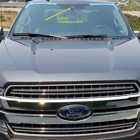 Ford Windshield Installation & Calibration