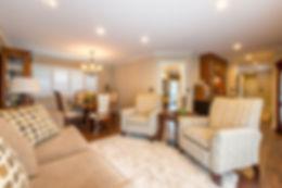kitchen design services, living room design services