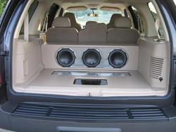 JL Audio Custom Speaker System