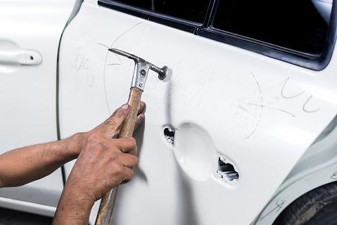 Premium Auto Body & Mechanic Dent Repair