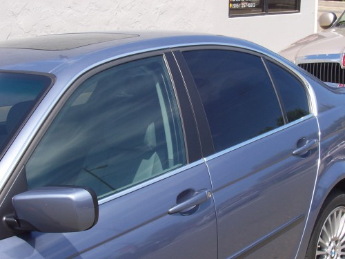 Custom Window Tinting