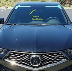 Acura Windshield Installation & Calibration