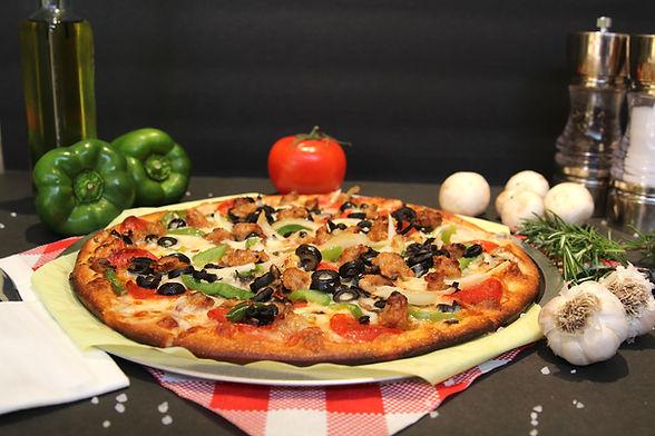 Bernal Heights Pizzeria