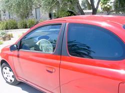 Limo Window Tinting Rear