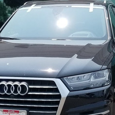 Audi Windshield Installation & Calibration