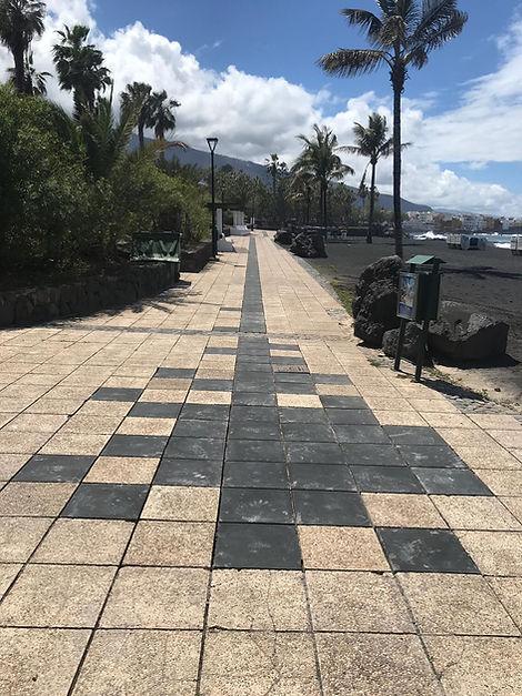 Mejora de Accesibilidad Playa jardín, Tenerife. veGstudio