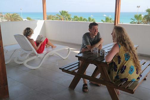 hangout in our terrace.JPG