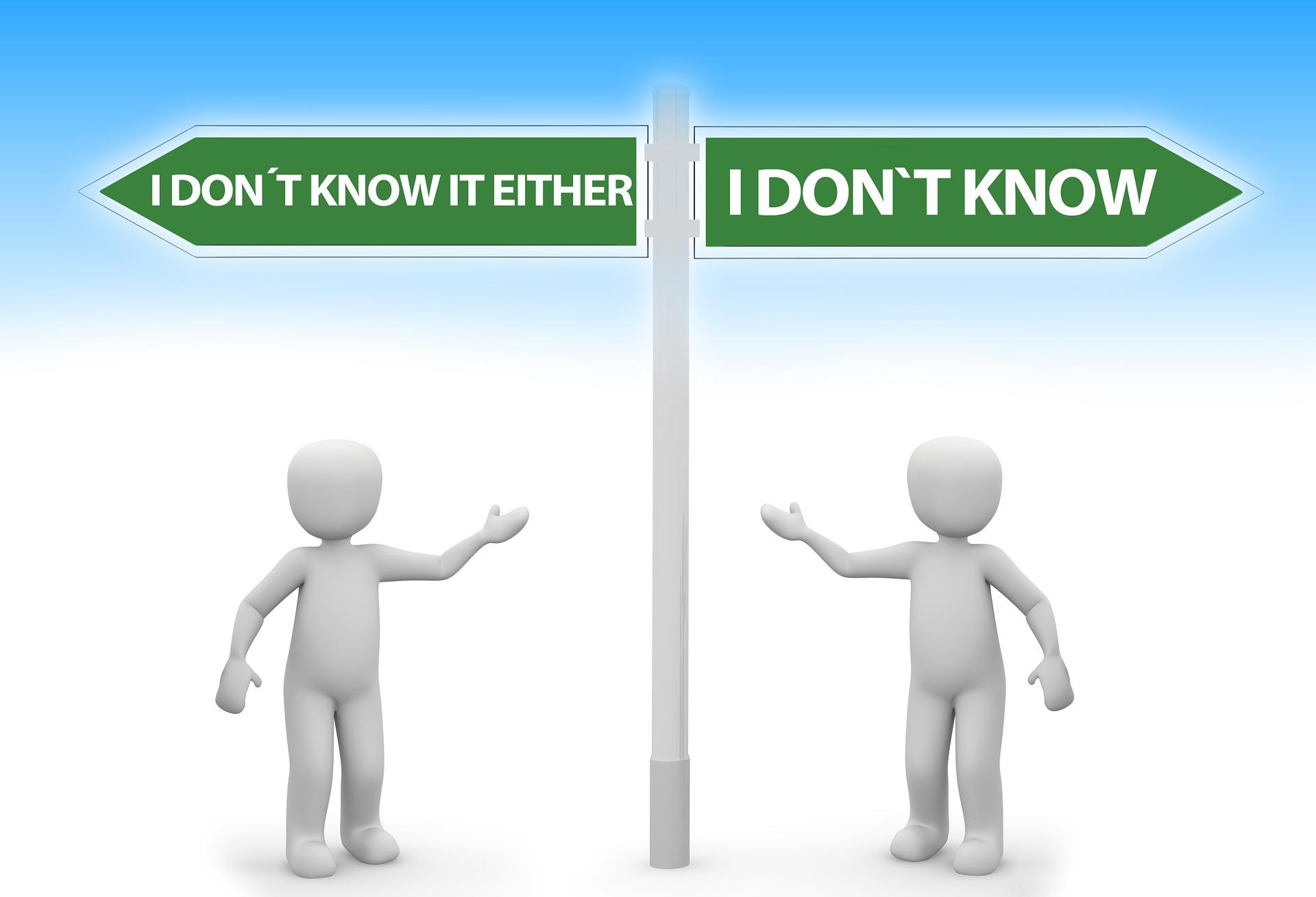 Hoe neem ik besluiten? Ik kan moeili