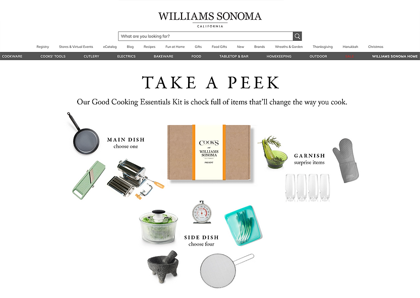 Williams Sonoma Webpage.png