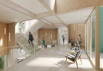 Lucien COLIN Architecte / 3B Architecture / Nancy