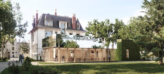 MIJOLLA MONJARDET Architecture / Nancy