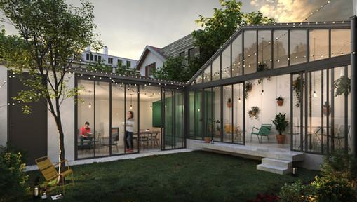 Marc LE MONNIER Architecte / Dijon