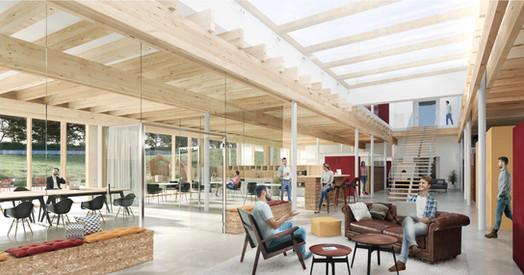 Agence d'Architecture MIL LIEUX / Nancy