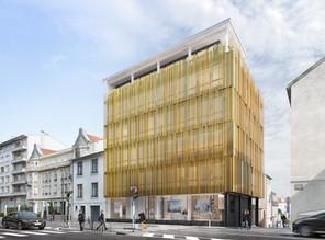 Lucien COLIN Architecte / Nancy