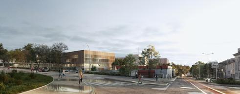 VULCANO+GIBELLO Architectes / Lucien COLIN Architecte / Nancy