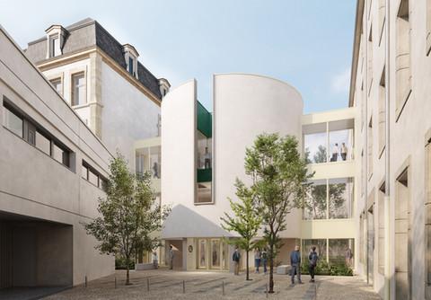 Lucien COLIN Architecte / 3B Architecture /Nancy