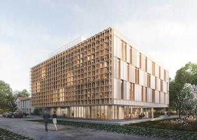 FRANCOIS HENRION MALGRAS Architectes / Nancy