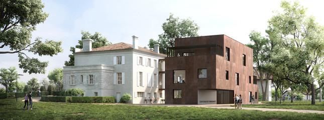 RICHTER+PARTNER Architectes / Bergerac