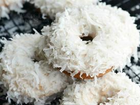 Comment préparer de délicieux Donuts Vanille-Coco ?